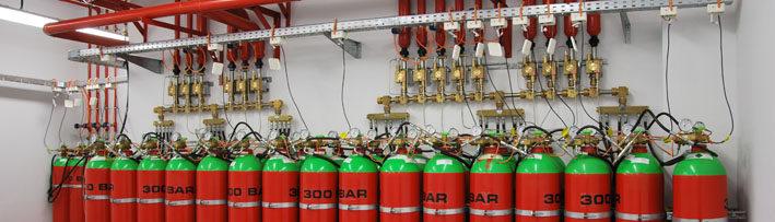 Sisteme de stingere a incendiilor